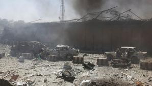 Ambasadele Franţei şi Germaniei avariate grav în urma exploziei de la Kabul care a ucis 80 de oameni