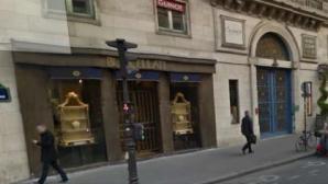 Bijuterii în valoare de MILIOANE DE EURO au fost furate în urma unui jaf la Paris