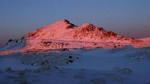 Peisaj marţian în Iordania. Turiştii, impresionaţi de această experienţă neobişnuită