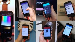 Telefoanele viitorului vor identifica alte dispozitive doar printr-o atingere (VIDEO)
