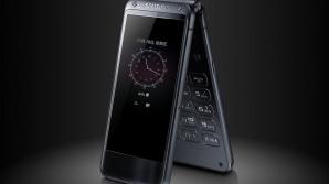 Samsung ar pregăti lansarea unui telefon cu clapetă și cu funcții de top