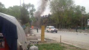 Statul Islamic a revendicat atacul din Kabul asupra convoiului militar al NATO