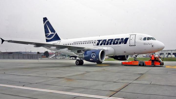 O cursă a decolat cu întârziere după ce doi pasageri au înjurat echipajul