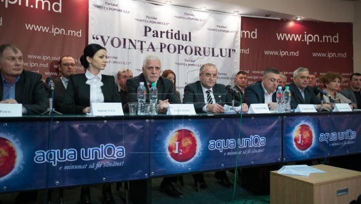 """În Moldova ar putea apărea un nou partid politic, """"Voința Poporului"""". Cine face parte din grupul de iniţiativă"""