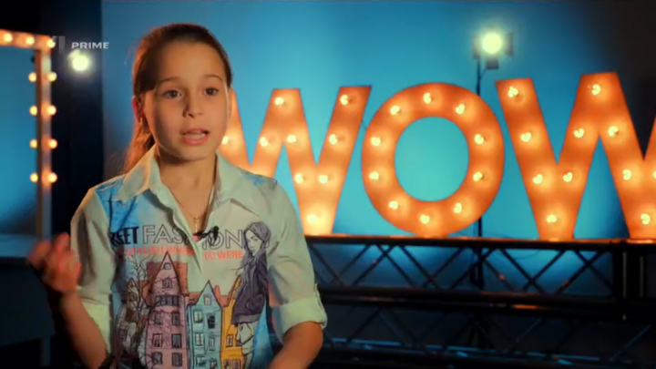 """Emoții, zâmbete și copii talentați! Diana Scripnic este prima finalistă a show-ului """"WOW Kids"""" de la PRIME (VIDEO)"""