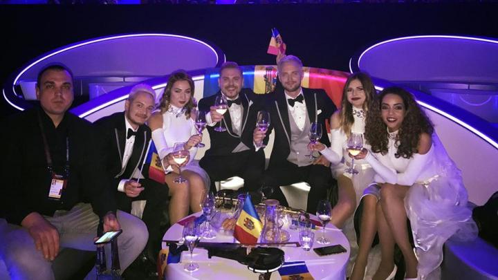 EUROVISION 2017: Moldova s-a calificat în finala concursului de la Kiev. Vezi prestația băieților de la SunStroke Project