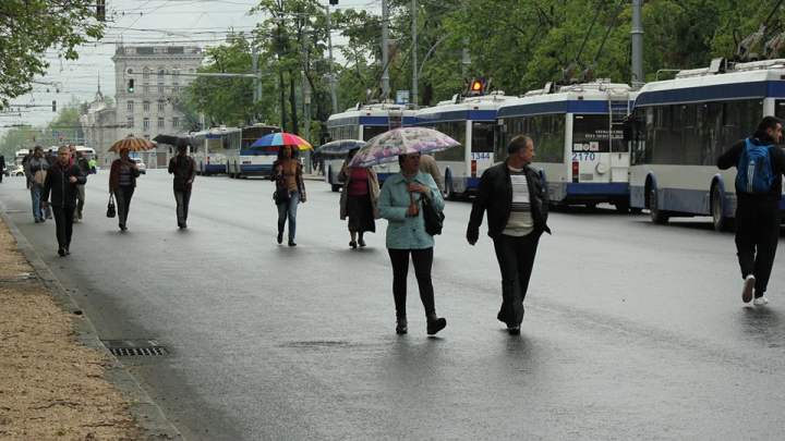 EȘEC! Protestul a cinci partide de opoziției și a ONG-urilor afiliate a adunat doar câteva sute de persoane