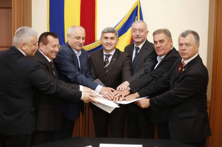 MAI și organizațiile veteranilor de război au semnat un acord de colaborare. Prevederile documentului