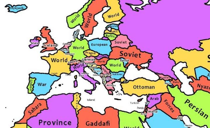 Cel mai căutat cuvânt de moldoveni pe Wikipedia (HARTA)