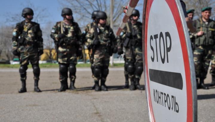 Ucraina ar putea închide complet graniţa cu Moldova pe segmentul transnistrean