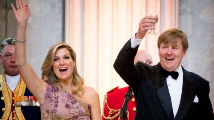 INEDIT! Ce job part-time a avut până acum regele Olandei (FOTO)