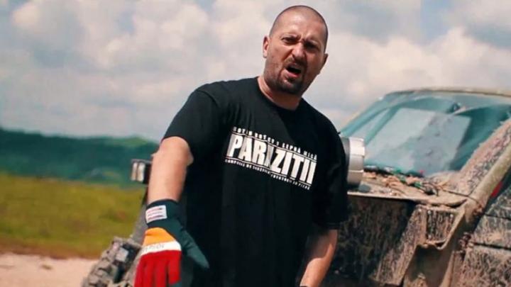 Rapperul român Cheloo a fost condamnat la închisoare pentru trafic şi consum de droguri
