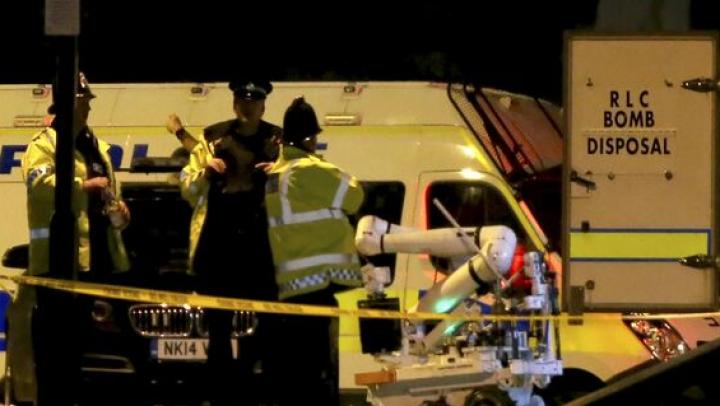 Explozia de la Manchester: Theresa May invocă un atac terorist cumplit
