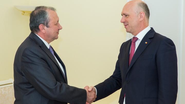 Pavel Filip a mulțumit autorităților bulgare pentru susţinerea constantă a parcursului european al Republicii Moldova