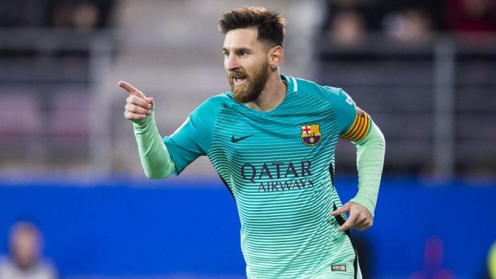 Lionel Messi a câştigat pentru a patra oară Gheata de Aur
