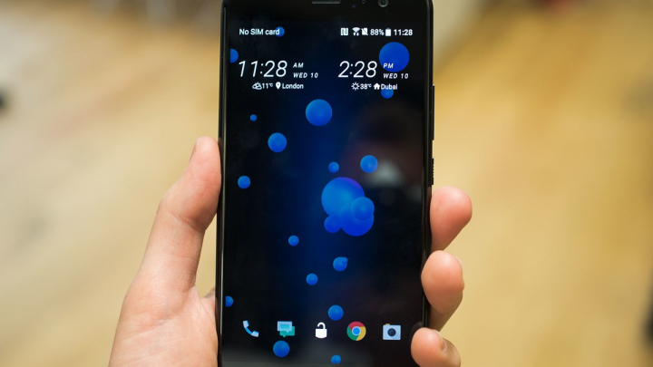 O nouă lansare! Telefonul care face fotografii când e strâns în mână (VIDEO)