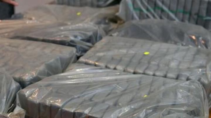 Poliția turcă  a făcut o captură record de heroină la frontiera cu Bulgaria