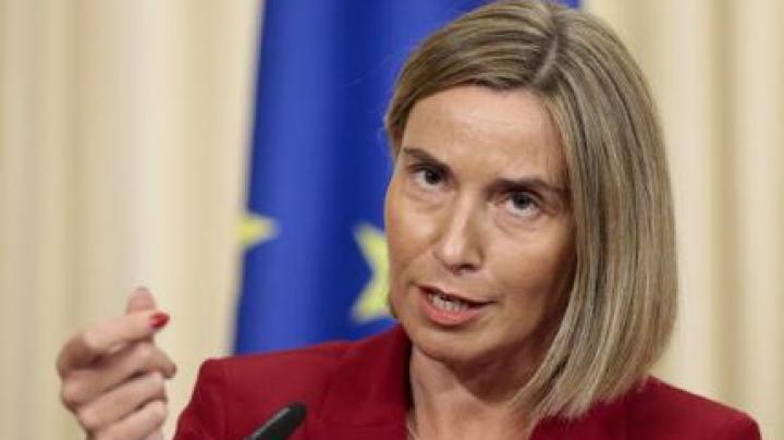 Federica Mogherini cere SUA să nu reducă fondurile pentru ONU