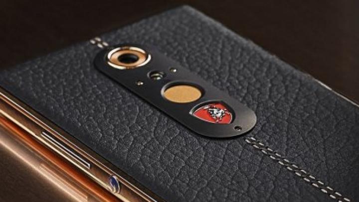 A apărut primul telefon Lamborghini. Cum arată și cât costă smartphone-ul   (FOTO)