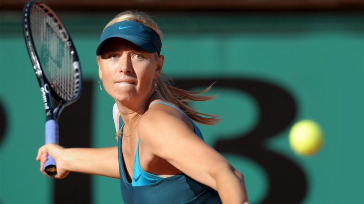 Maria Şarapova, eliminată la Madrid de cea care a cerut excluderea sa pe viaţă din sport