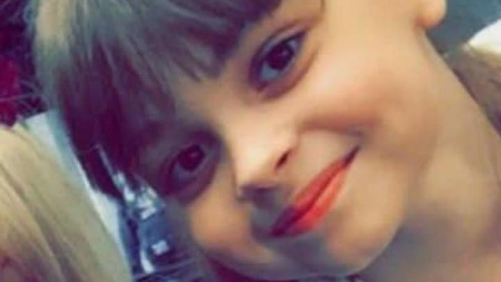 O fetiță de opt ani, cea mai tânără victimă a atacului sângeros din Manchester