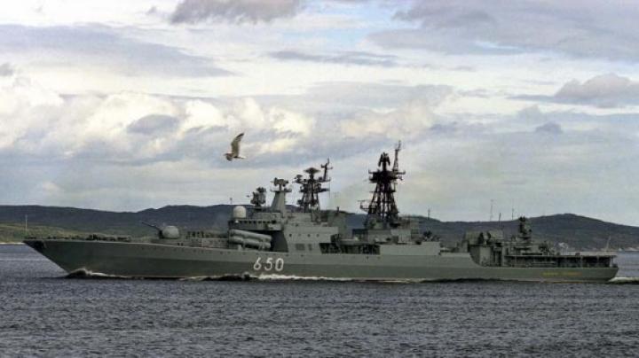 Statul Islamic pregăteşte atacuri în Bosfor împotriva navelor militare ruseşti