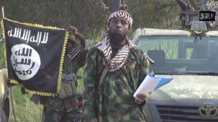 Liderul teroriştilor din Boko Haram a fost grav rănit în timpul unui raid al aviaţiei nigeriene