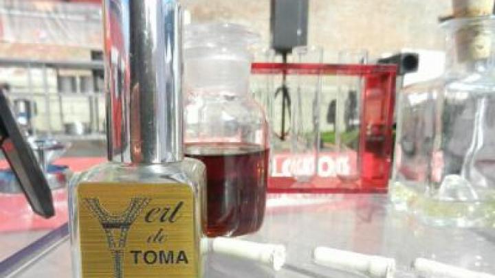 Parfum pentru corp, cât și pentru mâncare, lansat în cadrul unui festival gastronomic