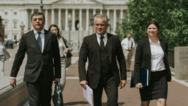 Vlad Plahotniuc, într-o vizită de lucru în SUA. Oficialii americani salută progresele făcute de Moldova pe calea reformelor