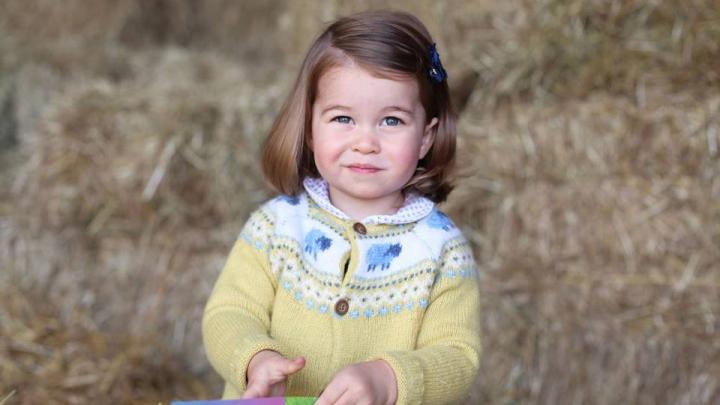 Sărbătoare mare la Casa Regală britanică! Prinţesa Charlotte împlineşte doi ani