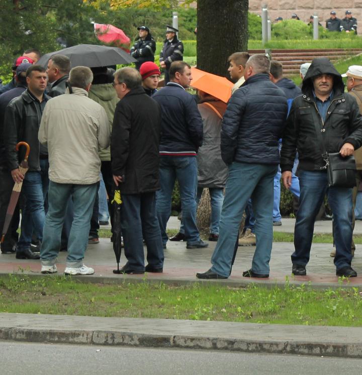 """Efectul celor 7 zile de proteste eșuate! Opoziţia și cele câteva ong-uri politizate pleacă în """"pauză"""" (GALERIE FOTO)"""