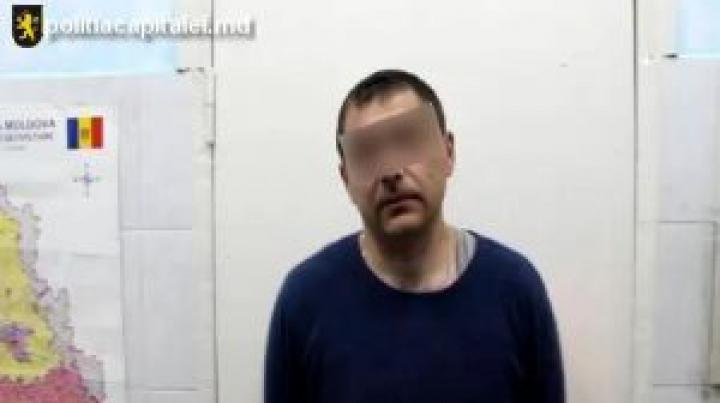 Un bărbat a fost reţinut şi bănuit de răpirea concubinului fostei soţii