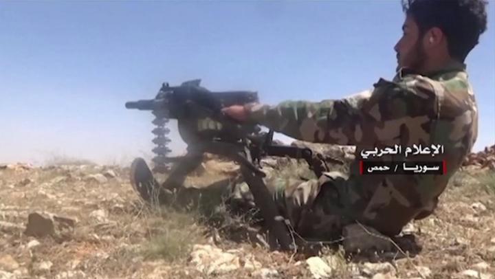 Explozii la mai multe depozite de muniții din Siria ale ISIS