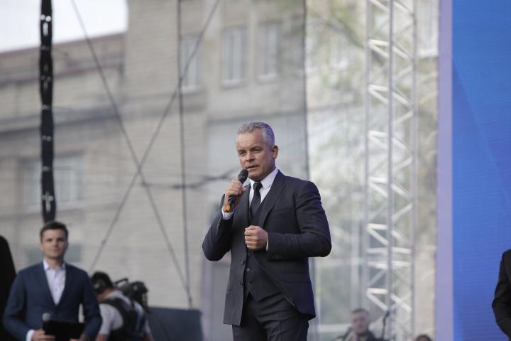 Vlad Plahotniuc: Trebuie să învățăm să trăim într-o toleranță reciprocă, în respect și armonie (VIDEO)