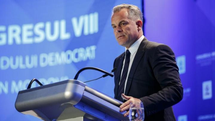 Liderul Internaționalei Socialiste: Susțin eforturile PDM de reformare a sistemului electoral
