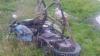 Tragedie la Orhei. Doi soți și-au pierdut viața într-un accident de motocicleta (FOTO)