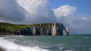 Călătorie practic IMPOSIBILĂ. O maşină a traversat Canalul Mânecii (VIDEO)