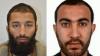 Atentatul de la Londra: Poliția a dezvăluit identitatea a doi atacatori