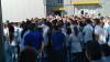 Scandal la o fabrică din Capitală. Angajaţii fabricii susțin că primesc salarii reduse de aproape două ori