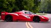 O maşină de curse din Italia a derapat de pe traseu şi a intrat în spectatori