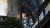 INCENDIU la Londra: Un bărbat a fost salvat după 12 ore de la izbucnirea flăcărilor