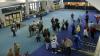 Alarmă pe un aeroport american: Un ofiţer de poliţie a fost rănit