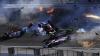 ACCIDENT SPECTACULOS cu implicarea a 9 maşini în cursa de IndyCar desfășurată pe circuitul din Texas