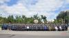 """58 de absolvenți ai Academiei militare """"Alexandru cel Bun"""" au jurat credință Patriei (FOTO)"""