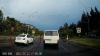 Un bărbat a fost cât pe ce să fie SPULBERAT pe trecerea de pietoni de un taximetrist grăbit (VIDEO)