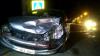 Un şofer din Capitală a provocat un ACCIDENT RUTIER şi a fugit de la faţa locului