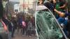 Incident de securitate la Londra. O maşină a intrat în pietonii aflaţi în apropierea staţiei King's Cross