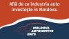 Cel mai important eveniment auto din ţară. Află de ce industria auto investeşte în Moldova