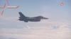 Un F-16 a încercat să se apropiere de avionul în care se afla Serghei Şoigu. La scurt timp au intervenit avioane de luptă