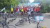 """""""Bucurie în Mișcare"""". Promotorii modului sănătos de viaţă şi-au dat întâlnire în parcul Valea Morilor din Capitală"""